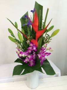 Tropical Mix Arrangement